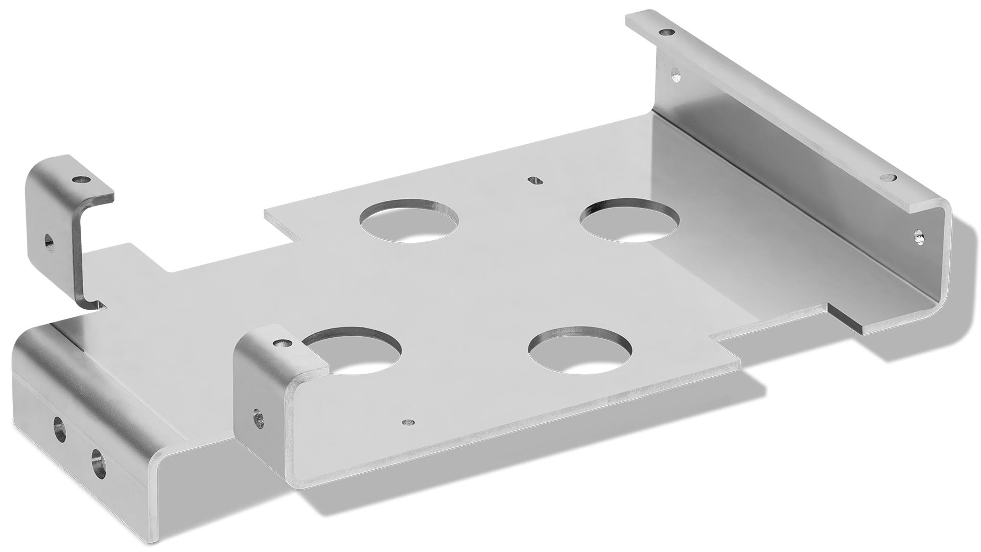 Lasersnijden - Plaat - Aluminium 1
