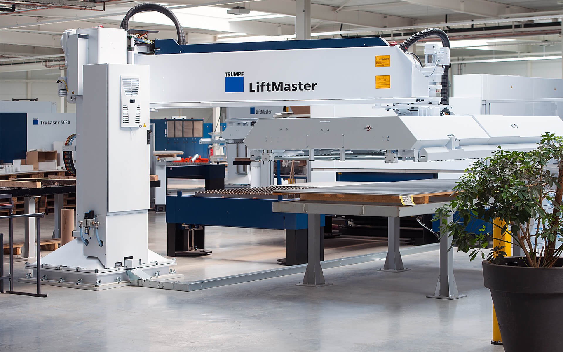 Schichtleiter Lasermaschinen