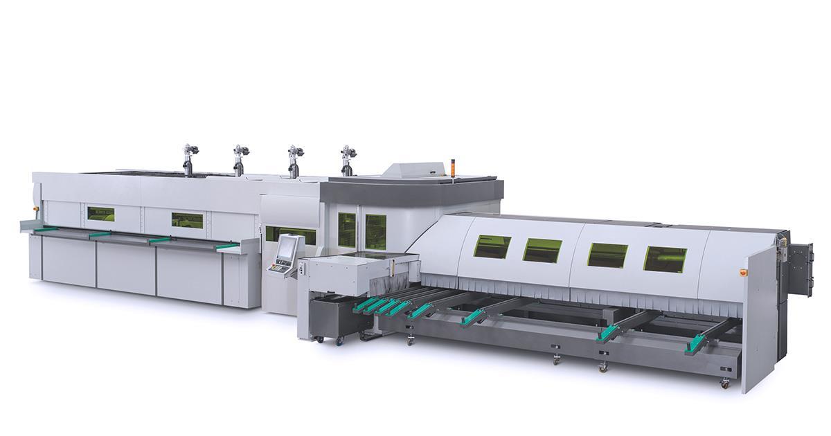 Adige tube lasers