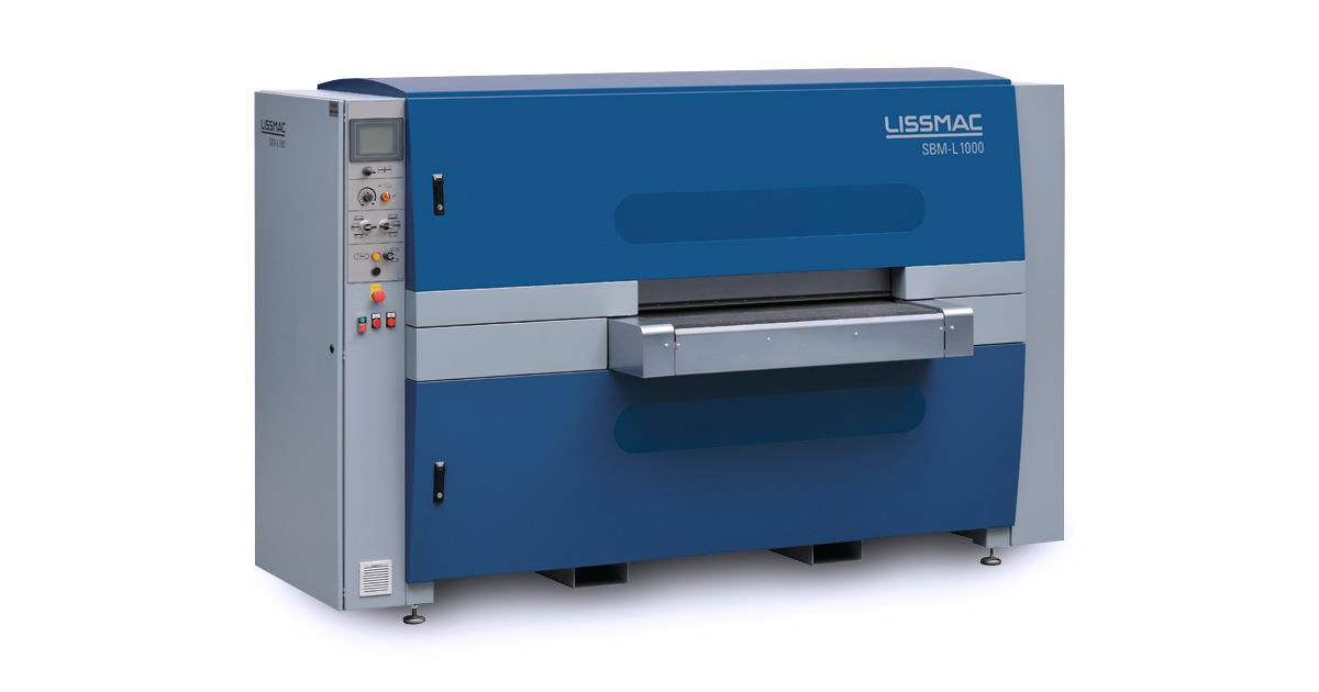 LISSMAC Entgratmaschinen