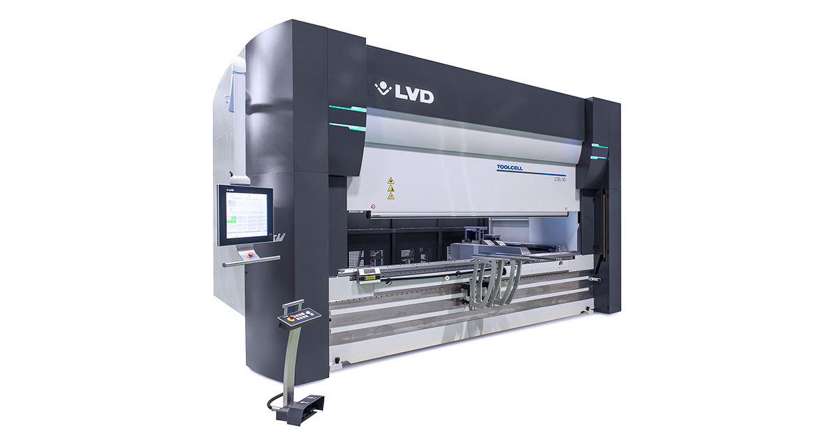 Presses plieuses LVD ToolCell