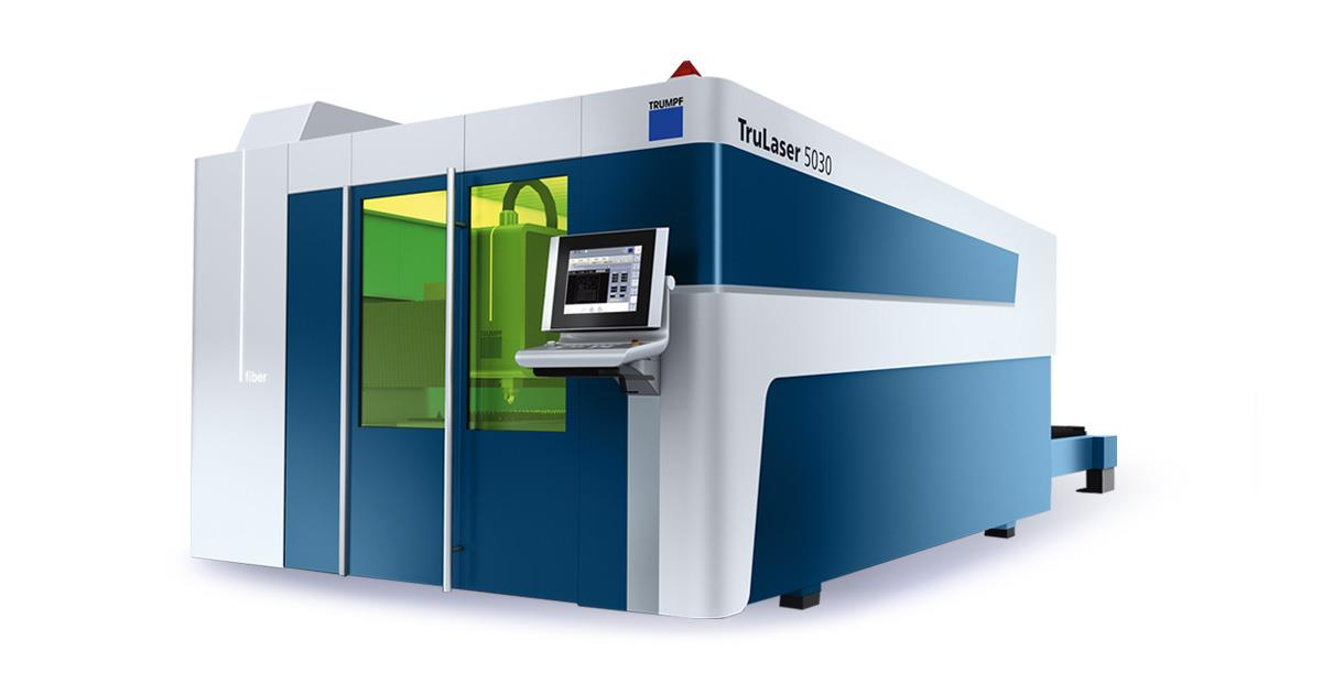 TRUMPF TruLaser laser cutter