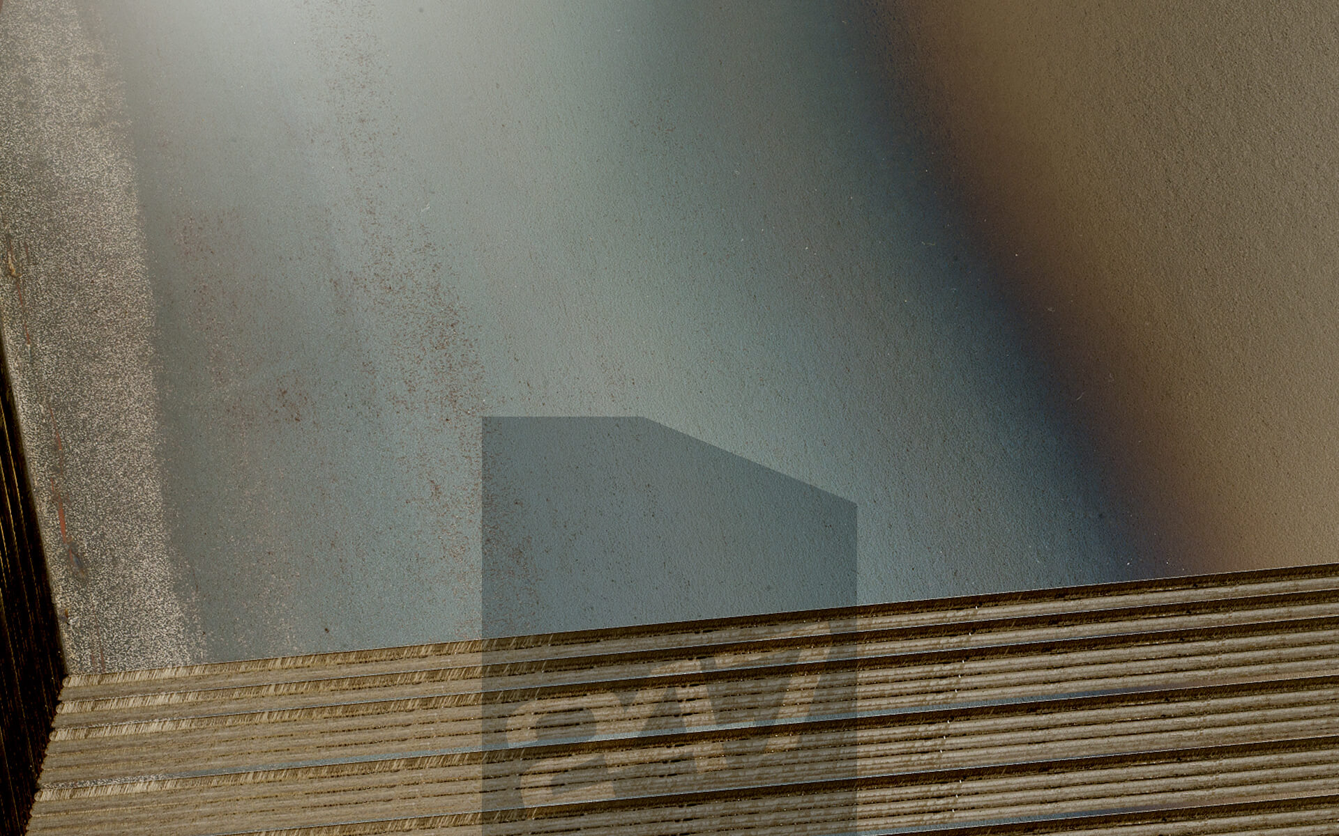 WGW S700MC laminé bleu
