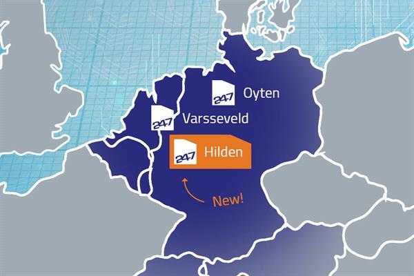 247TailorSteel expandiert in Deutschland