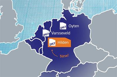 247TailorSteel breidt uit in Duitsland