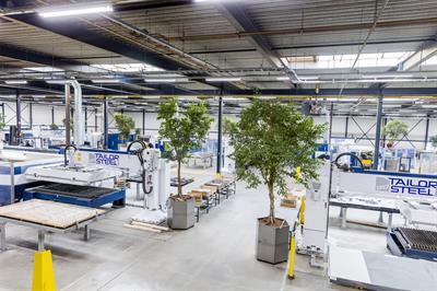 247TailorSteel construit une troisième usine en Allemagne