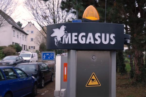 Megasus Kundenreferenzen