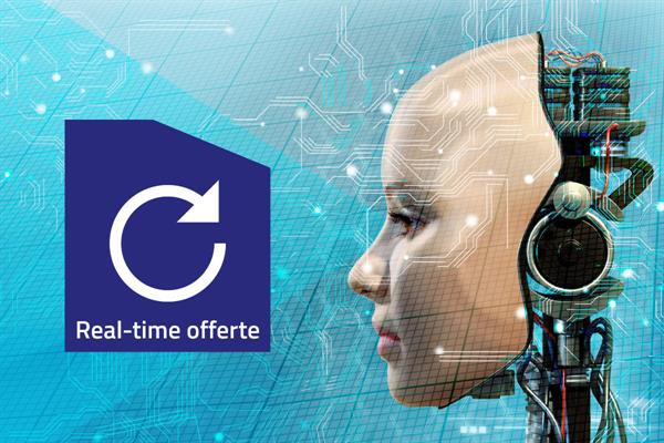 Real-time offerte