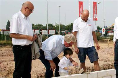 247TailorSteel construit un nouvel établissement allemand