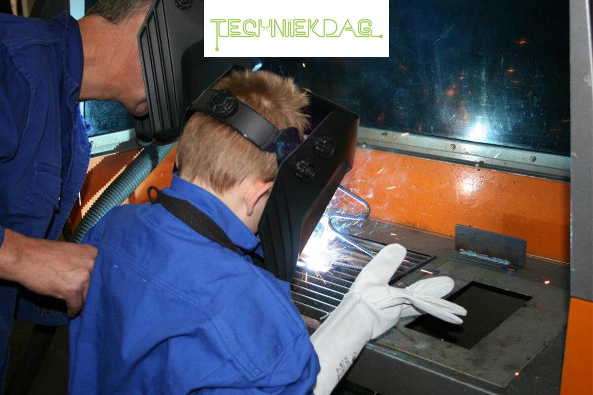 247TailorSteel op de Techniekdag in Winterswijk