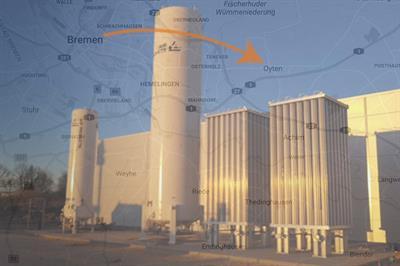 L'établissement allemand 247TailorSteel à Bremen a déménagé vers Oyten