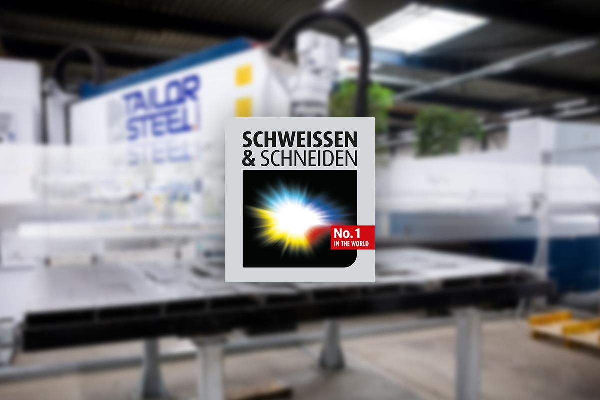 Ontdek de wereld van 247TailorSteel op Schweissen & Schneiden