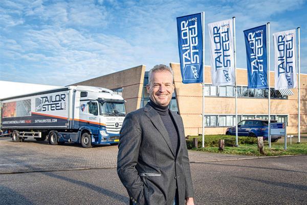Carl Berlo - CEO 247TailorSteel