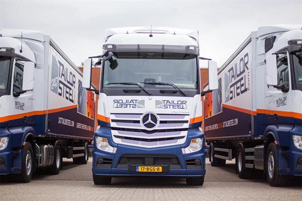 247TailorSteel truck