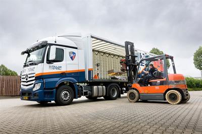 Nomination à la Logistics Supplier Award 247TailorSteel