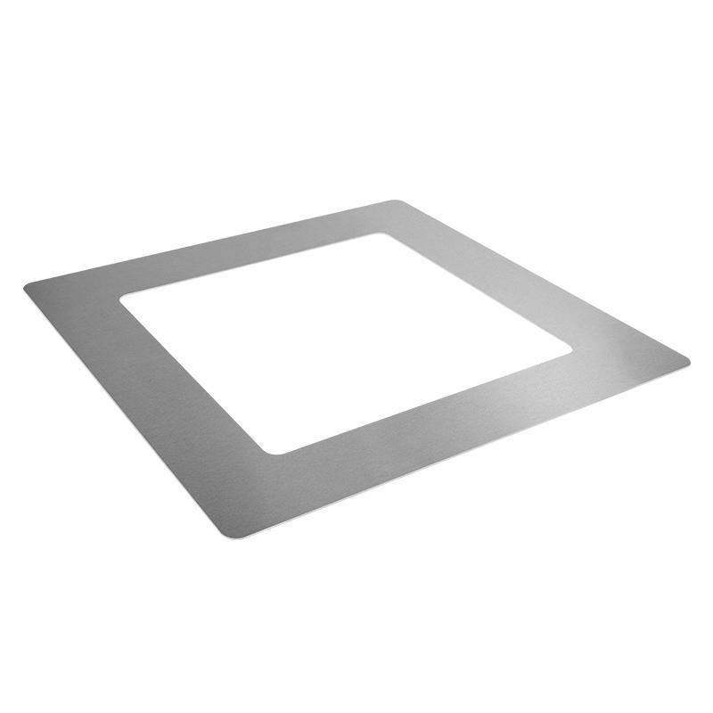 Tôle d'aluminium 04