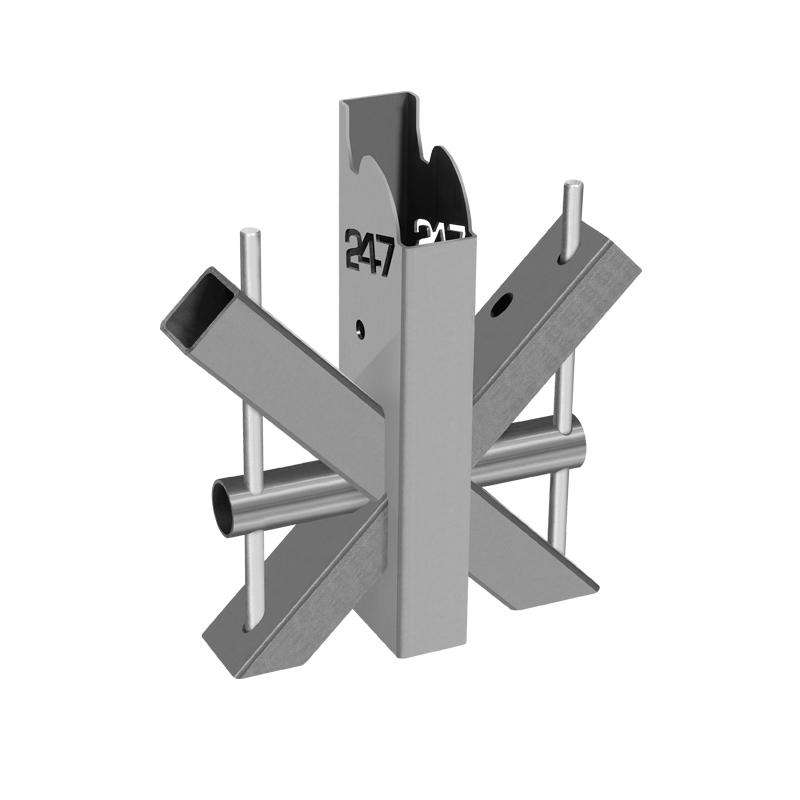 Lasersnijden - Buis - Staal - 2