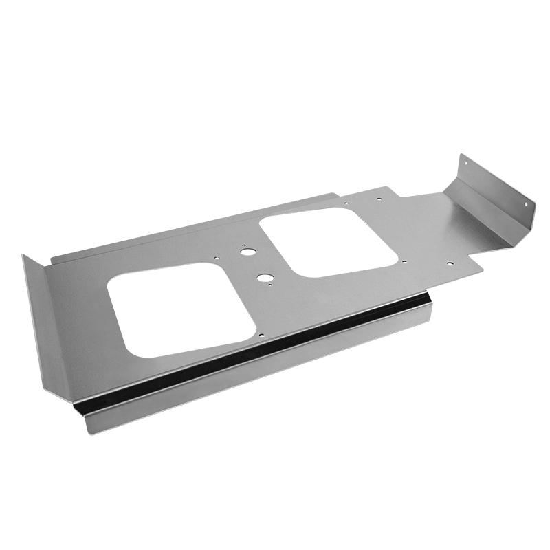 Aluminium kanten 1