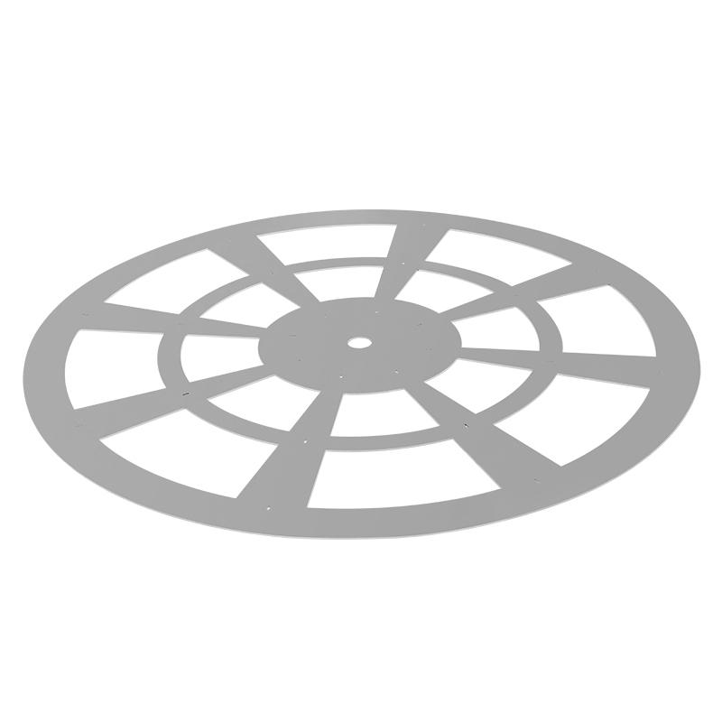Lasersnijden - Plaat - Staal 1