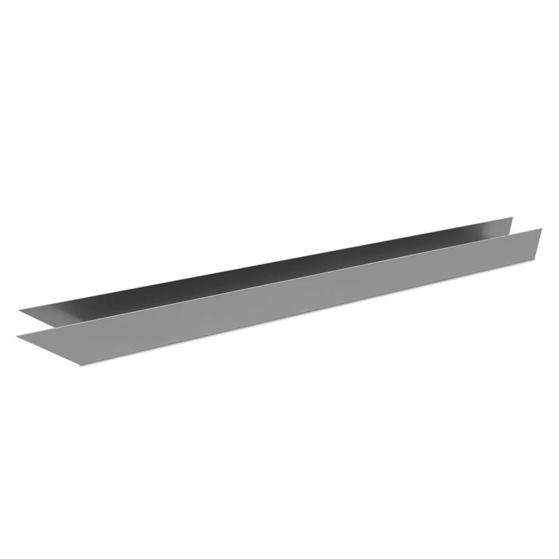 Kanten - Plaat - RVS 2