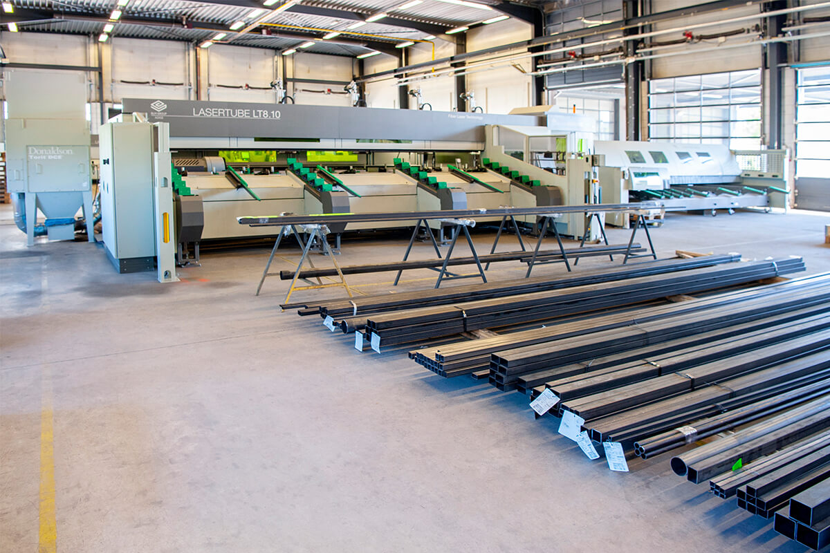 247 production hall