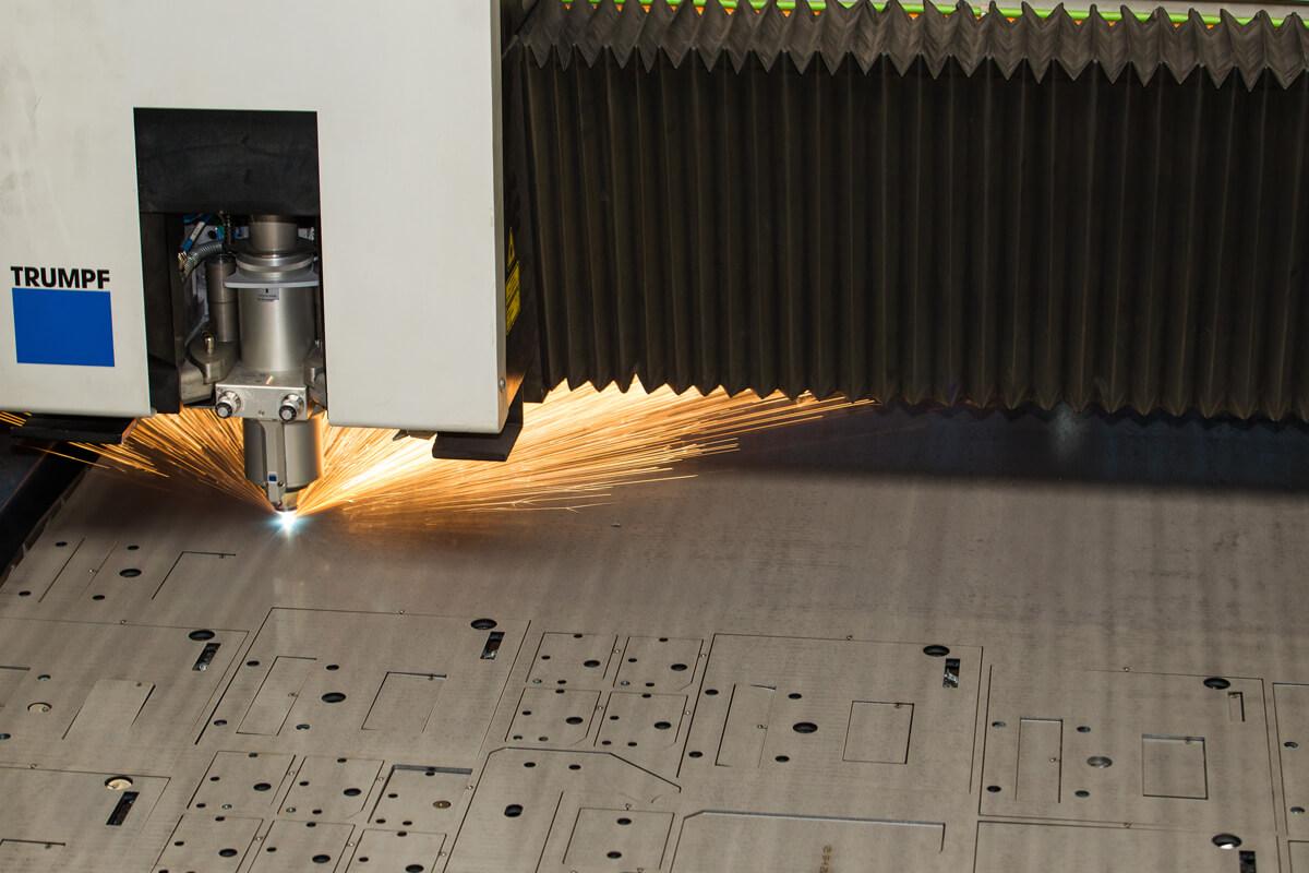 Procesoperators laser