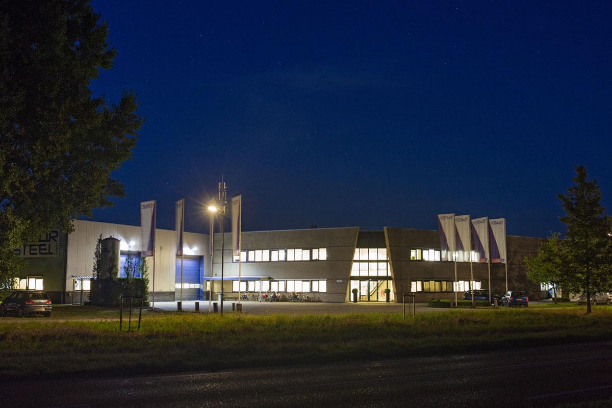 Netzwerk Robotik besucht 247TailorSteel in Varsseveld