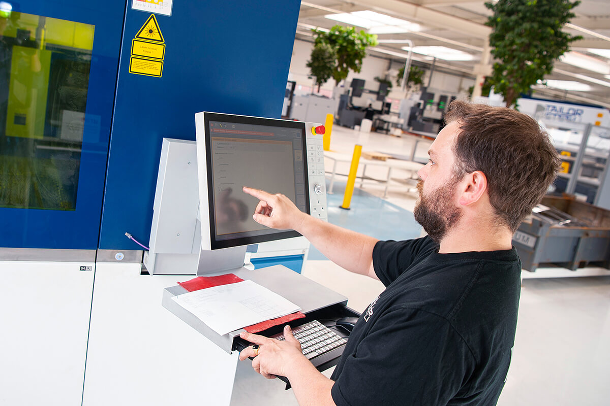 Laser Process Operator